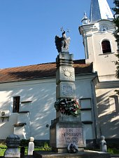 Reformed church, Boghiș , Photo: WR
