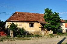 Szilágybagos, Bánffy kastély raktára, Fotó: WR