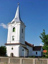 Református templom, Szilágyborzás , Fotó: WR