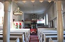 Reformed church, Bozieș , Photo: WR