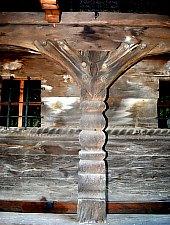 Biserica de lemn, Cehei , Foto: WR