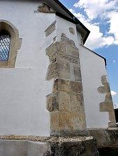 Biserica reformata, Crasna , Foto: WR