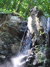 Cascada de pe valea Sipot, Halmasd , Foto: WR