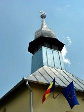 Ortodox templom, Krasznahorvát , Fotó: WR