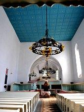 Reformed church, Nușfalău , Photo: WR