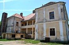 Bánffy kastély, Szilágynagyfalu , Fotó: WR