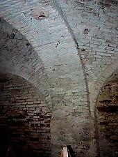 Depozitul conacului Banffy, Nusfalau , Foto: WR