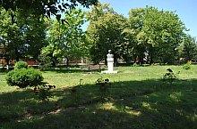 Vásártér, Szilágynagyfalu , Fotó: WR