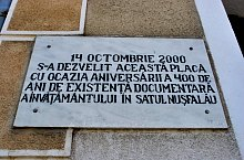 Szilágynagyfalu, Népiskola, Fotó: WR