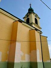 Katolikus templom, Szilágysomlyó , Fotó: WR