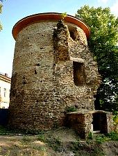Báthory fortress, Șimleu Silvaniei , Photo: WR