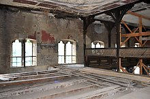 Șimleu Silvaniei, Synagogue, Photo: WR