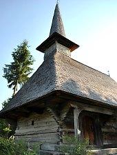 Biserica de lemn, Tusa , Foto: WR