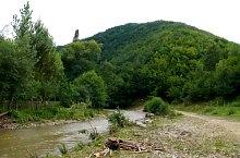 Cetatea Valcau, DN1h Rastoci-Alesd, Foto: Szabó Tibor