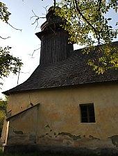 Old church, Bădăcin , Photo: WR
