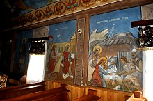 Wooden church, Ciureni , Photo: WR