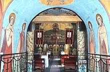 Orthodox church, Cuceu , Photo: WR