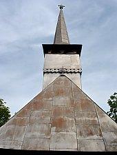 Ciula, Biserica de lemn, Foto: WR