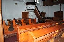 Reformed church, Doba , Photo: WR
