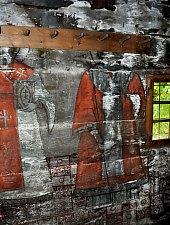 Wooden church, Dobrin , Photo: WR