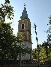 Orthodox church, Firminiș , Photo: WR