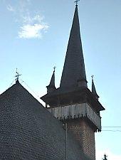 Fatemplom, Oláhfodorháza , Fotó: WR