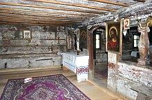 Wooden church, Fodora , Photo: WR
