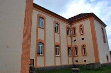 Csákigorbó, Községháza, Fotó: WR