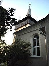 Református templom, Szilágygörcsöny , Fotó: WR