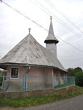 Biserica de lemn, Husia , Foto: WR