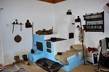 Village museum, Năpradea , Photo: WR