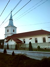 Reformed church, Pericei , Photo: WR
