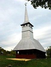 Wooden church, Piroșa , Photo: WR
