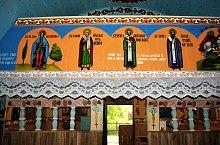 Biserica de lemn, Podisu , Foto: WR
