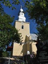 Biserica ortodoxa, Popeni , Foto: WR