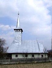 Wooden church, Preluci , Photo: Bogdan Ilieș