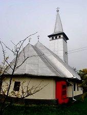 Wooden church, Preluci , Photo: WR