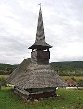 Biserica de lemn, Prodanesti , Foto: WR