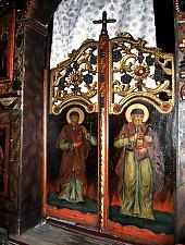 Wooden church, Răstoci , Photo: WR