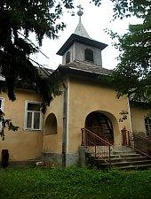 Biserica catolica, Recea , Foto: WR