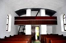 Biserica reformata, Somes Odorhei , Foto: WR