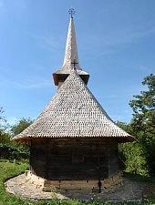 Fatemplom, Szamoshéviz , Fotó: WR