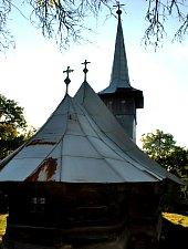 Wooden church, Vădurele , Photo: WR