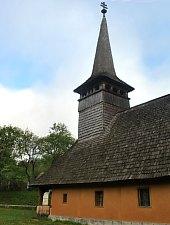 Biserica de lemn, Valea Loznei , Foto: WR
