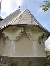 Wooden church, Zalha , Photo: WR