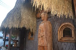 Mesebeli kunyhó , Fotó: WR
