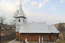 Ortodox templom, Incsel , Fotó: WR