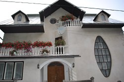 Vila Cristina Vank, Horea , Foto: WR