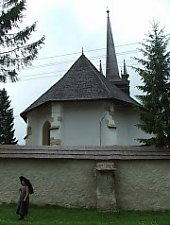 Reformed church, Mănăstireni , Photo: Zsembery Ágoston