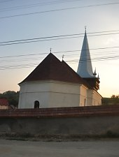 Orthodox church, Mărgău , Photo: WR